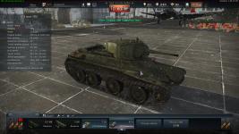 BT-5 in WarThunder