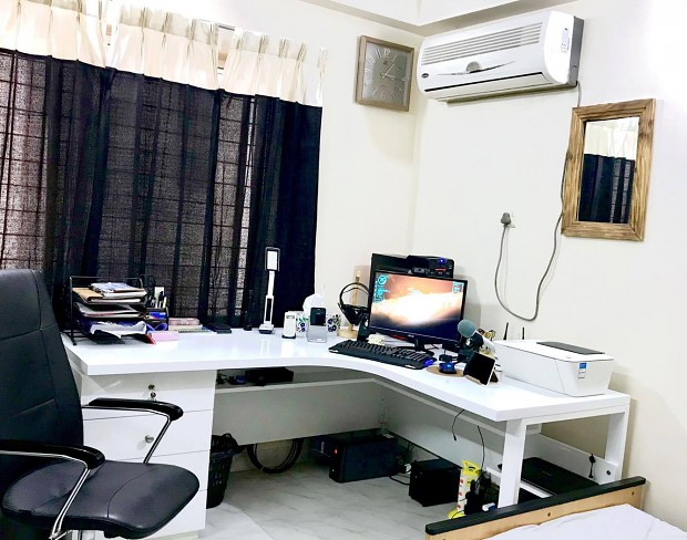 New workstation (WIP)