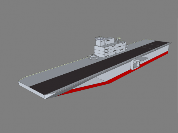 W.I.P. Aircraft carrier.