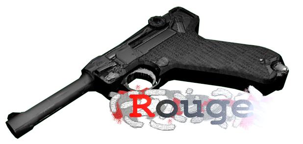 German Luger - Rouge