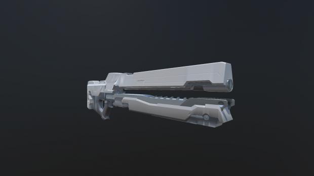 Halo - Railgun