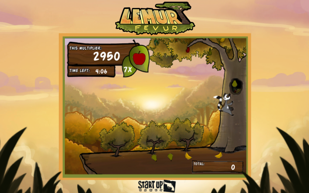 LEMUR FEVUR branded screenshot #3.