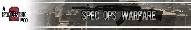 Spec Ops Mod Banner