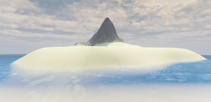 Island (UDK creation)