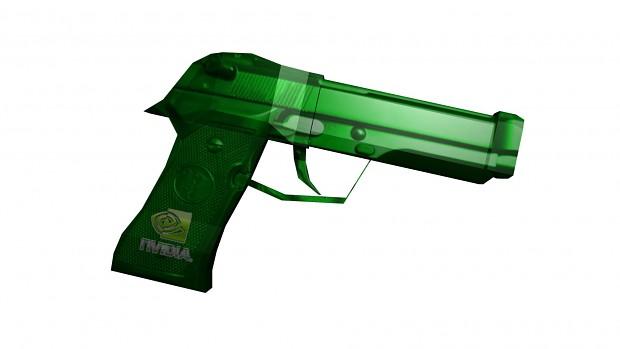 M9 Nividia Pistol