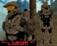 Halo 4 Mark VI - LoRdNiTi