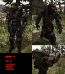 Spartan619 - (spartan iv costume)