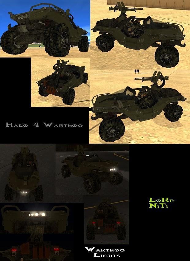 LoRdNiTi - Halo 4 Warthog