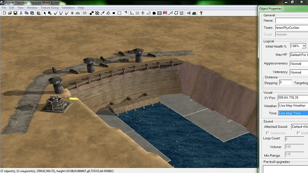 Hoover Dam Map WIP