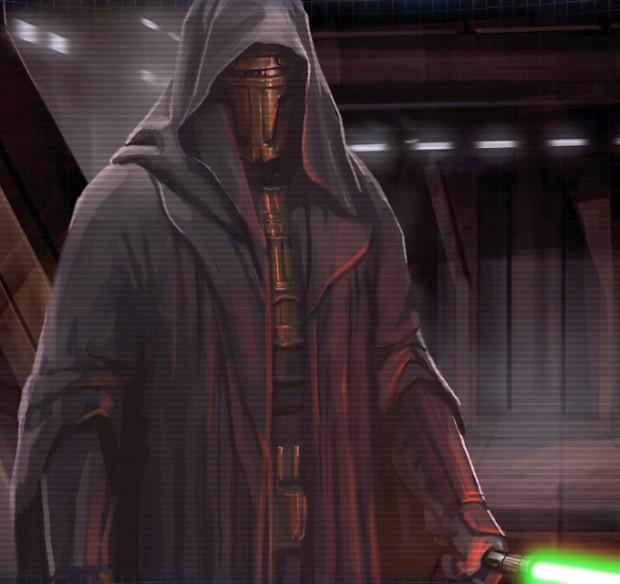 Jedi master Revan