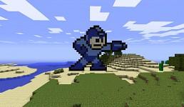 Megaman Minecraft