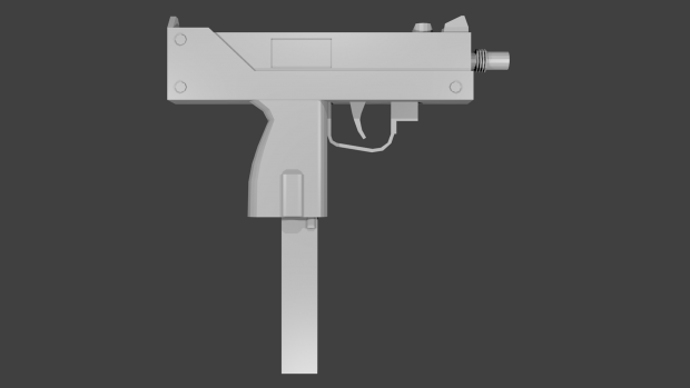 Ingram Mac-10 (or 11)