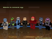 Mass Effect 3 commando lego