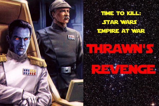 Time to Kill - Thrawn's Revenge