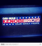 Our only hope . . .