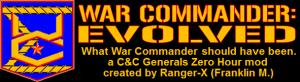 War Commander: Evolved Mod Logo