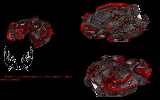 "Beast Infected Somtaaw ""Archangel"" Dreadnaught"