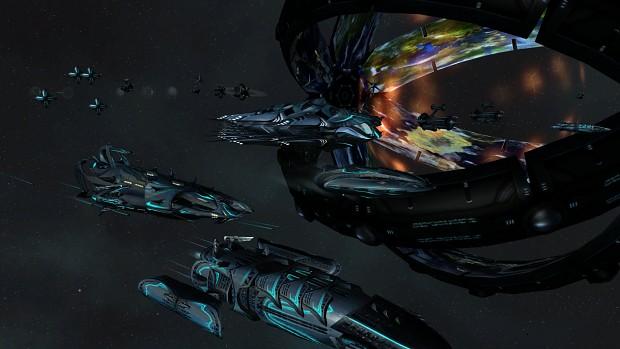 Sins of a Solar Empire Rebellion Maelstorm