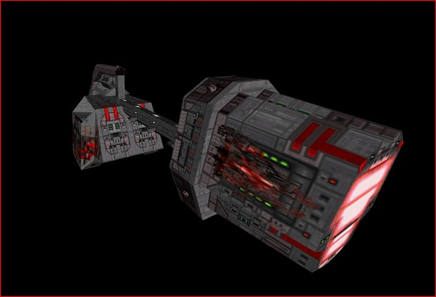 Beast Infected Somtaaw Command Ship