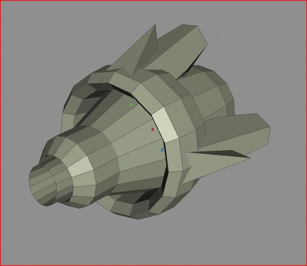Wings 3D Model Version 2
