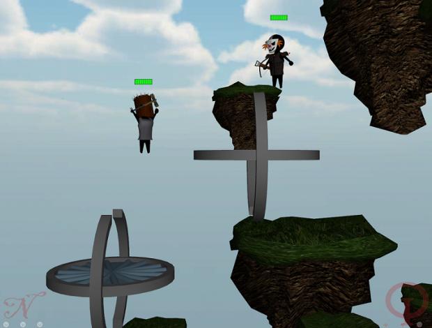 WARPED - screenshot