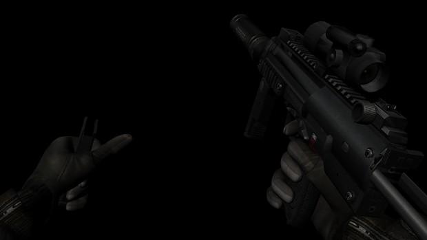 MP7 Render