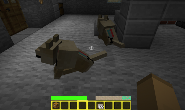 how to build monster hunter in minecraft