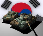 South Korea T80U MBT & k21 IFV