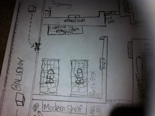 Die Wohnung- NZP MAP