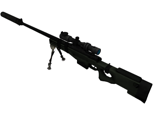 BF3 L96 for CoD4:MW
