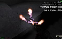 XDM flame test 1