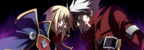Jin Kisaragi vs Ragna the Bloodedge