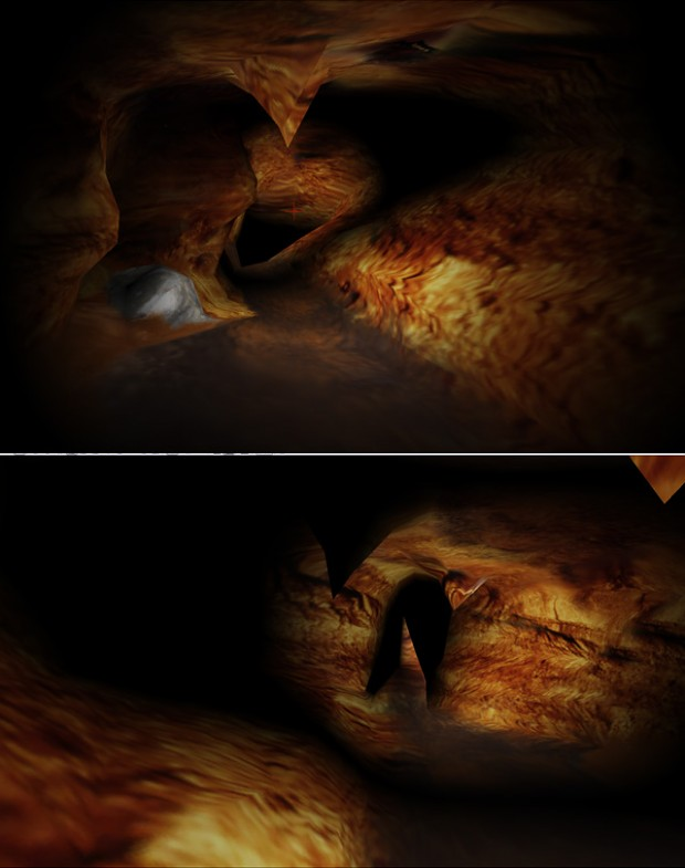 making caves