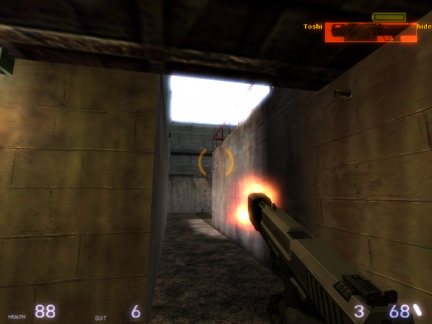 Half-Life Resurrection V2