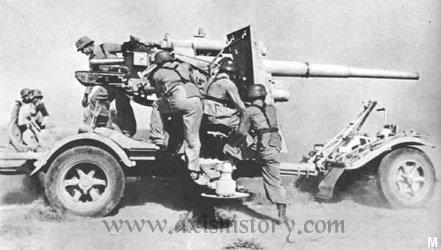 Mobile flak 88
