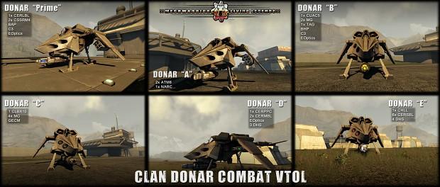Donar VTOL