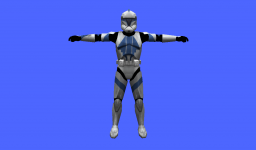 From the 501th TCW Skin Pack