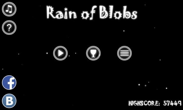 Rain of Blobs v.1.1