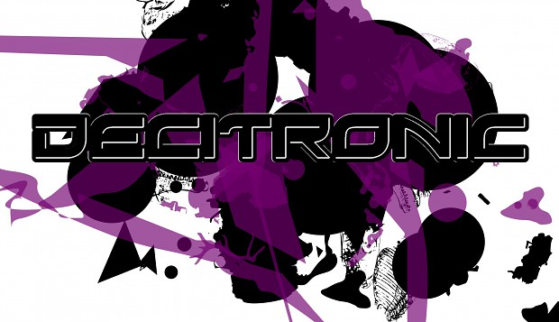 Decitronic Poster