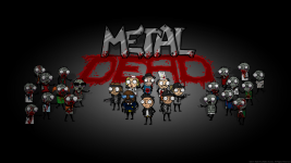 Metal Dead - 1600 x 900