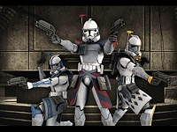 Clone Wars- Arc Troopers