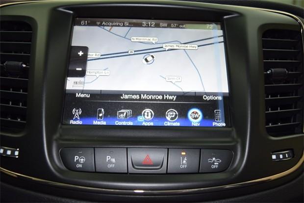 New Vehicle added to my Garage: 2016 Chrysler 200 C