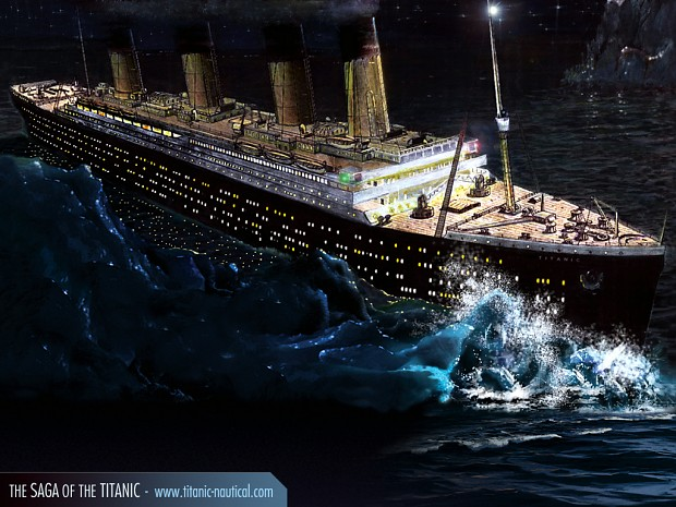 R.M.S. Titanic- A ship long forgotten