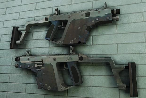 Vector-Gun