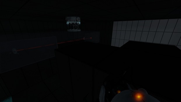 Test Chamber screenshots