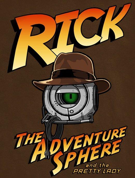 Rick the Adventure Sphere.