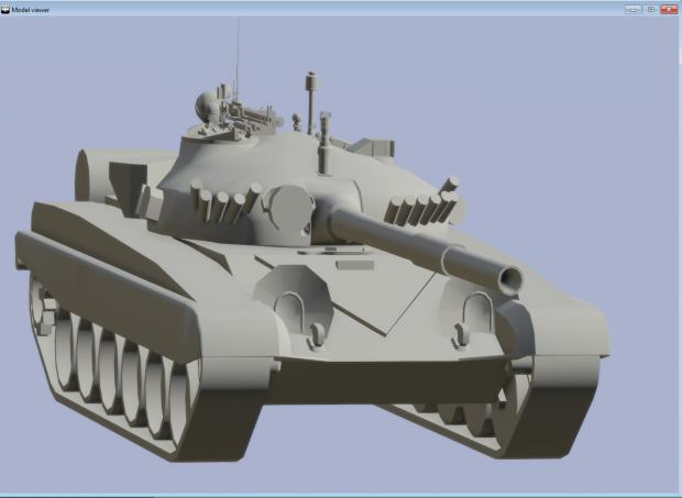 ARMA III - M-84A4 'Sniper'