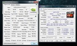 GPU-z and CPU-z