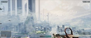 Unreal 4 shooter example Ultra HD