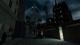 The old Half life 2 intro.